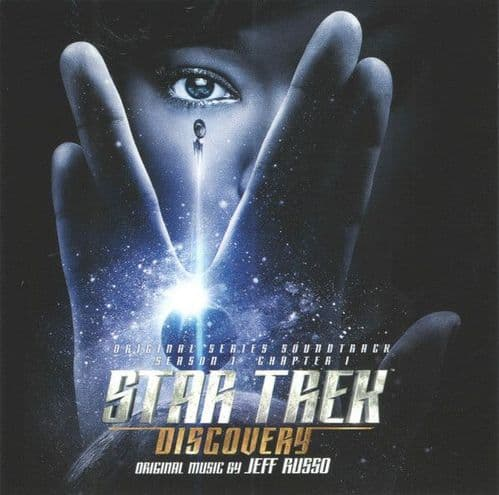Jeff Russo<br>Star Trek: Discovery - Original Series Soundtrack - Season 1 - Chapter 1<br>CD